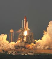 FL Lifestyle - Space Shuttle Takeoff