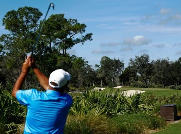 Calusa Pines Golf Club, Hole No. 3