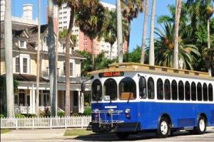 A Perk of Owning Ft. Myers Real Estate - The Ft. Myers Trolley System