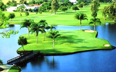 A Perk of Owning Grandezza Real Estate - The Grandezza Golf Course