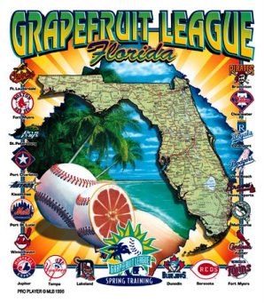 Florida's Spring Training Grapefruit League