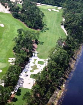 The Hideout Golf Club, Hole No. 11