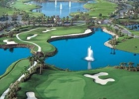 A Perk of Owning Palmira Real Estate - A Championship Golf Course