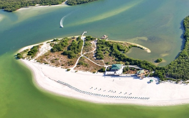 Pelican Landing's private 34-acre Beach Park