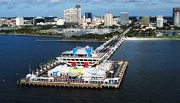 Another  Perk of Owning a St. Petersburg, FL Home - The St. Petersburg Pier