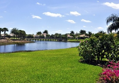 A Perk of Owning Copperleaf Real Estate - Fabulous Golf Views